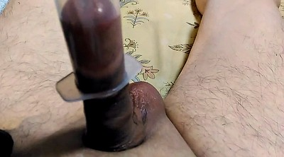 Cbt, Gay cbt, Tail, Self, Bdsm cbt, Self suck