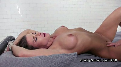 Anal fisting, Fisted, Bound anal