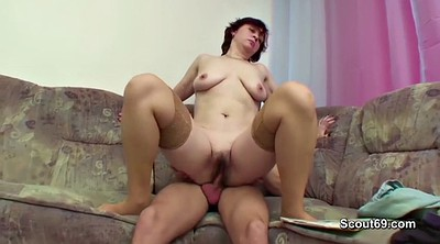 Mother, Teach, Young couple, Granny boy, Fuck mother, Old couple
