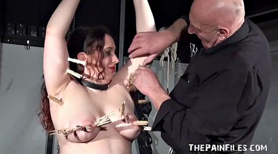 Bondage, Ugly, Fat amateur, British spanking