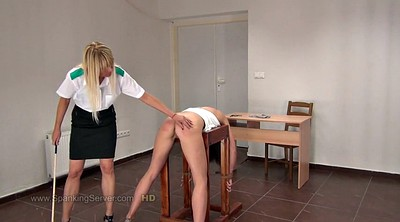Spanking, Caning, Caprice