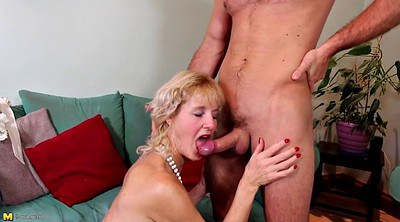 Hot mom, Young boy, Old young, Toy, Mom boy, Mature mom
