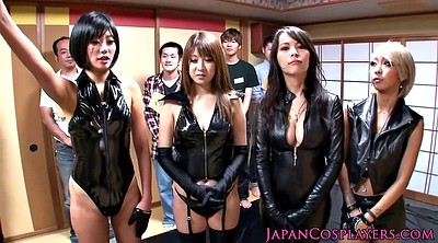 Japanese handjob, Japanese pee, Leather, Asian fetish, Japanese leather, Competition