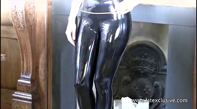 Latex, High heels, High heels solo