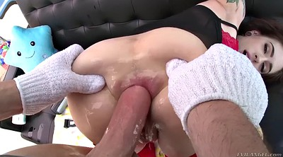Prolapse, Gaping anal, Anna, Close, Gape prolapse, Anal prolapse