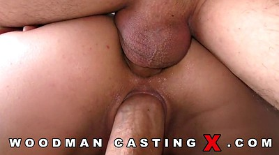 Riding, Horny girls, Casting anal