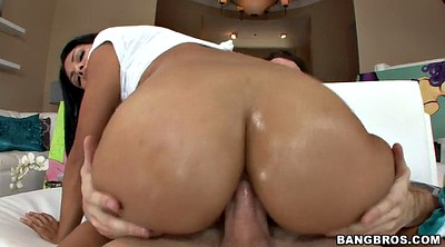 Oil, Oiled anal