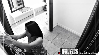 Teens, Caught, Changing room, Change
