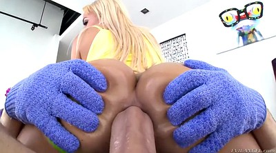 Prolapse, Luna star, Anal prolapse, Perfect tits