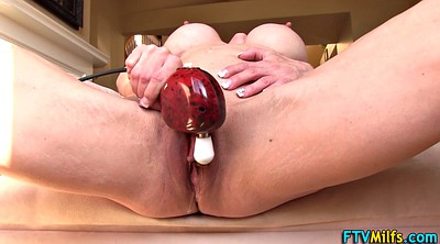 Mom, Mom anal, Mom pov, Moms, Big toy, Anal mom