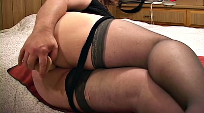 Gay, Nylon, Milf solo, Big ass solo, Female, Chubby anal