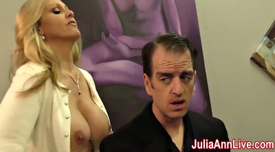 Milk, Julia ann, Julia, Milking tits, Tits milk