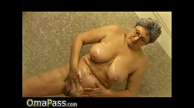 Mature solo, Granny solo, Hairy milf, Solo grannys, Mature compilation, Shower masturbation