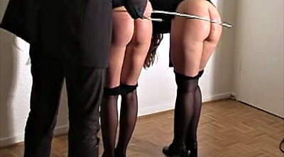 Caning, Pantyhoses, Caneing