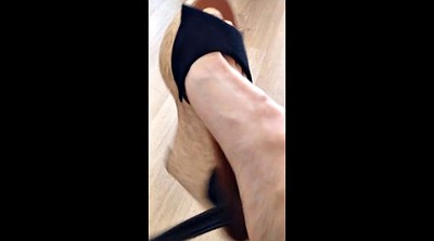 Foot, New, Wedges, Dangling