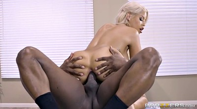 Doctor anal, Blonde anal