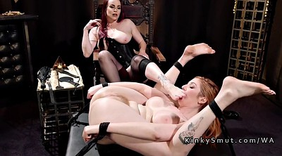 Anal slave, Whip