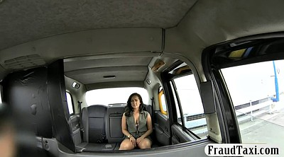 Public, Car, Underwear, Lady