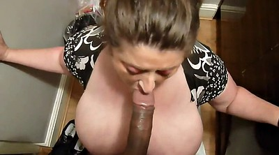 Black, Bbw bbc, Titty sucking