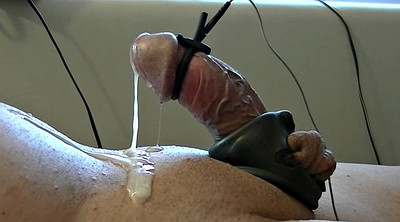 Short, Electro, Anal toy
