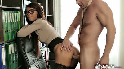 Boss, Seducing, Secretary, Babes, Office boss