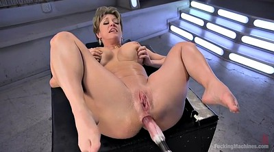 Mature squirt, Machine, Mom anal, Mature orgasm, Anal mom