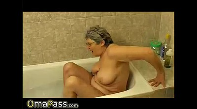Granny solo, Amateur mature, Hairy compilation, Granny hairy solo
