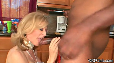 Nina hartley, Prison, Cougar, Mature interracial anal, Mature double