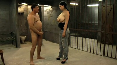 Abuse, Abused, Prison, Teen chubby, Abuser, Teen brunette