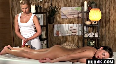 Shave pussy, Busty massage