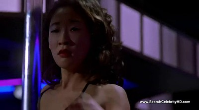 Sandra, Nude dance, Asian dance