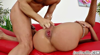 Squirt anal, Ass traffic