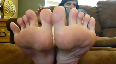 Sole, Mature feet, Barely, Soles feet