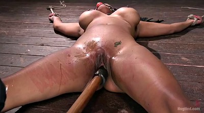 Chubby asian, Tied tits, Bdsm squirt