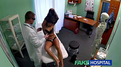 Nurse, Hidden cam, Fake doctor, Peeing, Young creampie, Very young