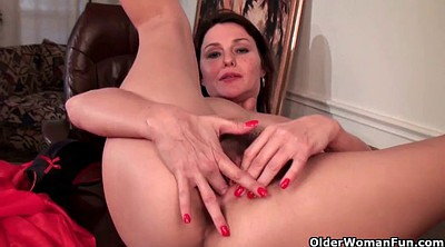 French, French mature, Cougar