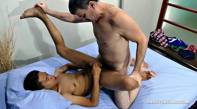 Asian old, Interracial asian, Old daddy, Daddy gay, Asian boy, Asian daddy