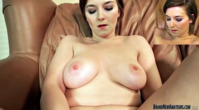 Casting, Masturbation, Casting couch, Boobs, Stripped, Casting orgasm