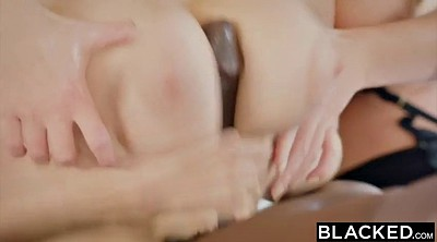 Lena paul, Black cock, Angela white