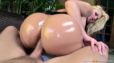 First anal, Alena croft