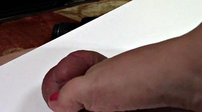 Torture, Toes, Cbt, Penis, Chubby feet