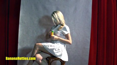 New, Banana, Cast, Amateur dildo