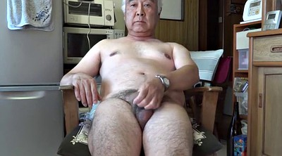 Gay, Japanese dad, Gay dad, Japanese daddy, Dad gay, Asian masturbation