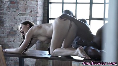Interracial missionary, Interracial anal