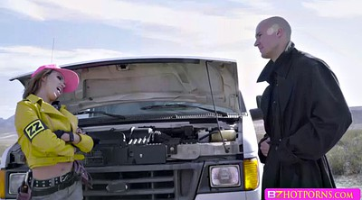 Pick-up, Pick up, Nikki benz, Mechanic, Nikki