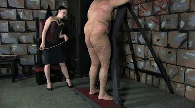 Slave, Caning, Caned, Male, Mistress slave