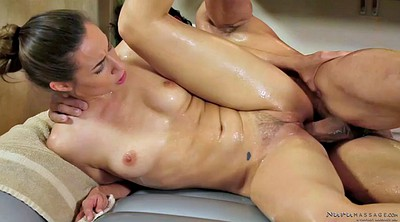 Small tits, Nuru massage