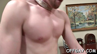 Casting anal, Job interview, Gay officer, Anal casting