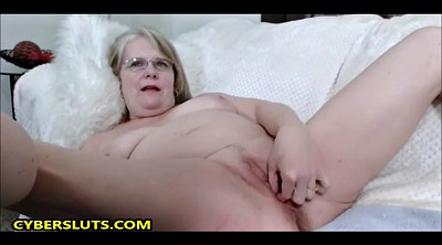 Webcam, Glasses milf, Granny webcam, Grannies