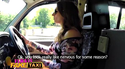 Fake taxi, Female, Female fake taxi